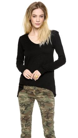Wilt  - Wilt Base Long Sleeve Top