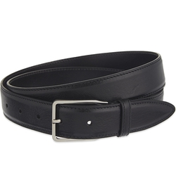 Brunello Cucinelli - Pebbled Leather Belt
