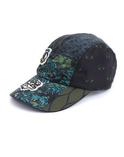 Kenzo  - Printed Baseball Cap