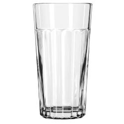 Libbey  - Duratuff Panel Tumbler Glass