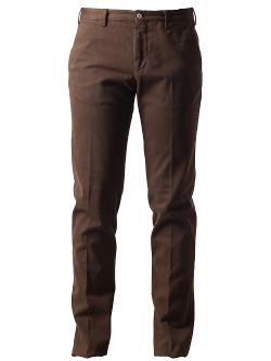 BROWNS  - Soft Cotton Chinos Pants