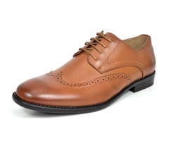 Bruno Marc New York - Classic Leather Lined Oxford Shoes