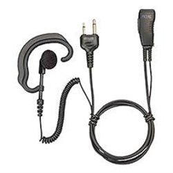 Kenwood - Lapel Microphone Earphone