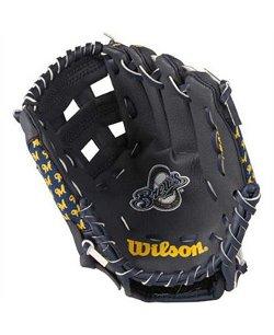 Wilson - Sport Milwaukee Brewers Tee Ball Glove