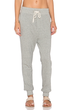 James Perse - Slouchy Sweatpant