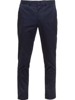 Lanvin - Slim Cotton Chino Pants