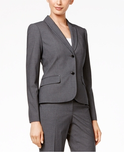 Calvin Klein - Two-Button Blazer