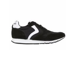 Voile Blanche  - Liam Suede & Nylon Sneakers