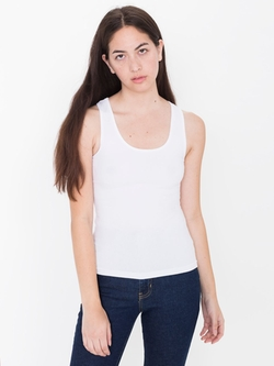 American Apparel  - Cotton Spandex Tank Top