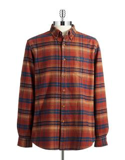 Black Brown 1826  - Checkered Sport Shirt