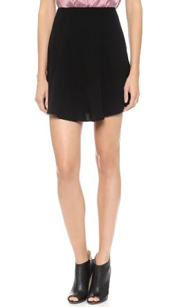 Carven  - Uneven Skirt