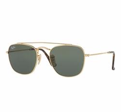 Ray-Ban - Square Double-Bridge Sunglasses