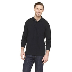 Merona  - Long-Sleeve Polo Shirt
