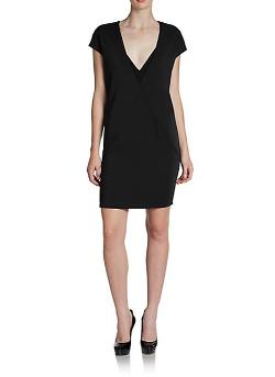 J Brand - Charrier V-Neck Dress