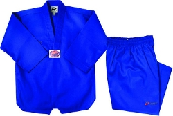 Dynamics - Professional Blue Taekwondo Uniform