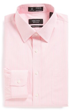 Nordstrom - Traditional Fit Stripe Dress Shirt