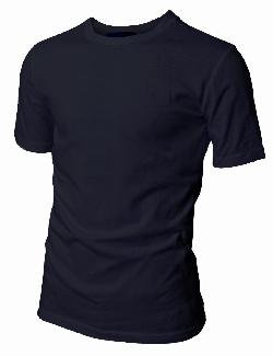 Doublju  - Mens Crew Neck T-shirts Short Sleeve