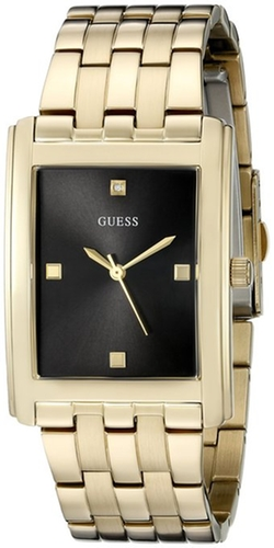 Guess - Stainless Steel Dress Watch