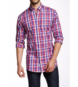 Peter Millar - Berkshire Plaid Long Sleeve Shirt