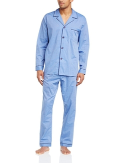 Majestic International - Long-Sleeve Pajama Set
