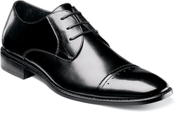 Stacy Adams - Huntley Cap Toe Oxford Shoes