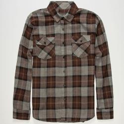 Valor - Finn Flannel Button Down Shirt