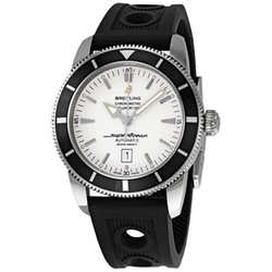 Breitling  - Superocean Heritage 46 Silver Dial Men