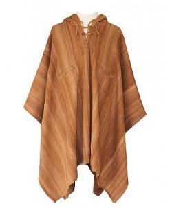 Shamanas Market - Alpaca Wool Patterned Poncho