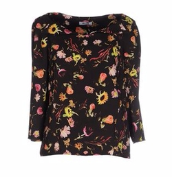 Moschino Cheapandchic - Floral Blouse