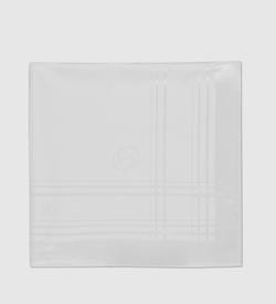 Gucci - Jacquard Cotton Silk Pocket Square