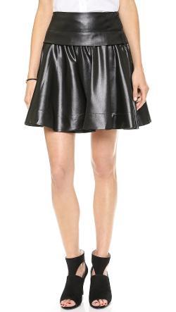 DKNY  - Mini Circle Skirt