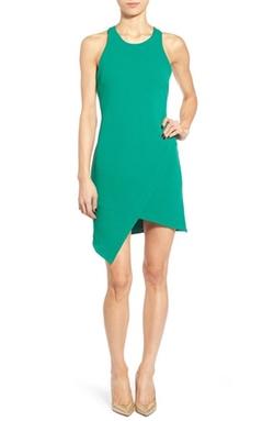 Leith - Stretch Crepe Tank Dress
