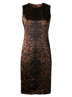 Reed Krakoff - Animal Print Dress