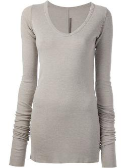 Rick Owens Lilies - Long Sleeved Top