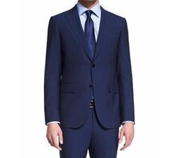 Ermenegildo Zegna - Torino Peak-Lapel Wool Suit