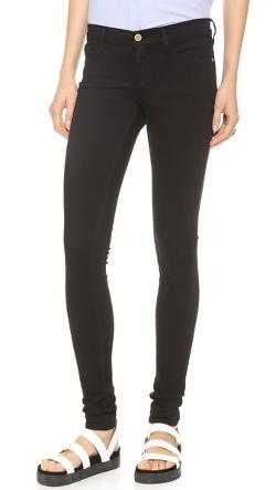 Frame -  Le Stacked Skinny Jeans