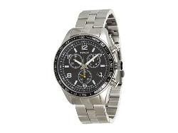 Timex  - Ameritus Chronograph Stainless Steel Bracelet Watch