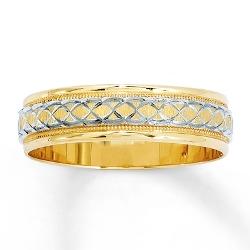 Jared - Wedding Band Ring