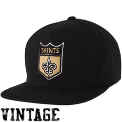 Mitchell & Ness - New Orleans Saints Nfl Snapback Cap