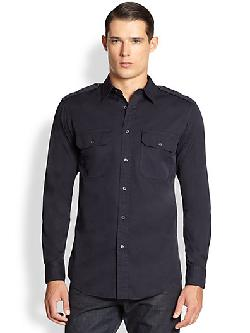 Ralph Lauren Black Label  - Victoria Military Sportshirt