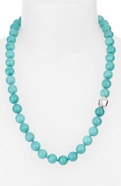 Simon Sebbag - Stone Beaded Necklace