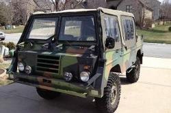Volvo - 1975 TGB 11 Military Truck