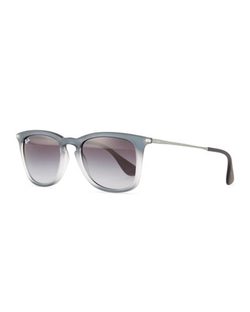 Ray-Ban - Square Plastic Sunglasses