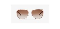 Michael Kors   - Sadie Pilot Sunglasses