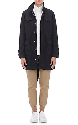 Vis A Vis  - Canvas Field Jacket