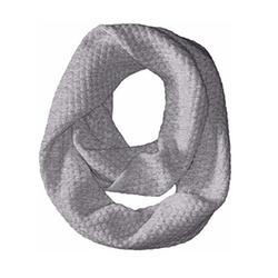 Phenix Cashmere - Cashmere-Knit Popcorn-Stitch Infinity Scarf