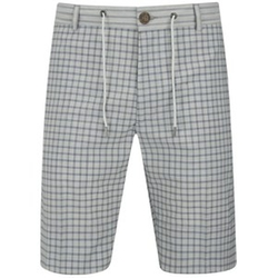 Vivienne Westwood  - Check And Stripe Shorts