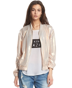 Kiind Of Iridescent - Bomber Jacket