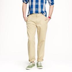 J. Crew - Regular Fit Chino Pants