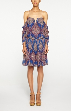 Artelier - Arabesque Cold Shoulder Dress